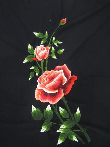 Tranh thêu hoa tnc0616