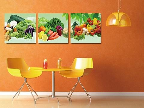 Giúp phòng ăn thêm nhiều sức sống và giàu ý nghĩa