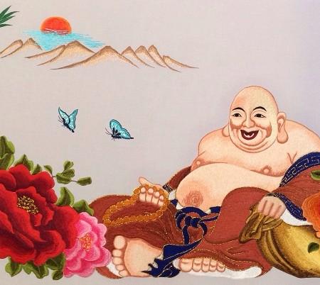 Tranh Phật tnc2102