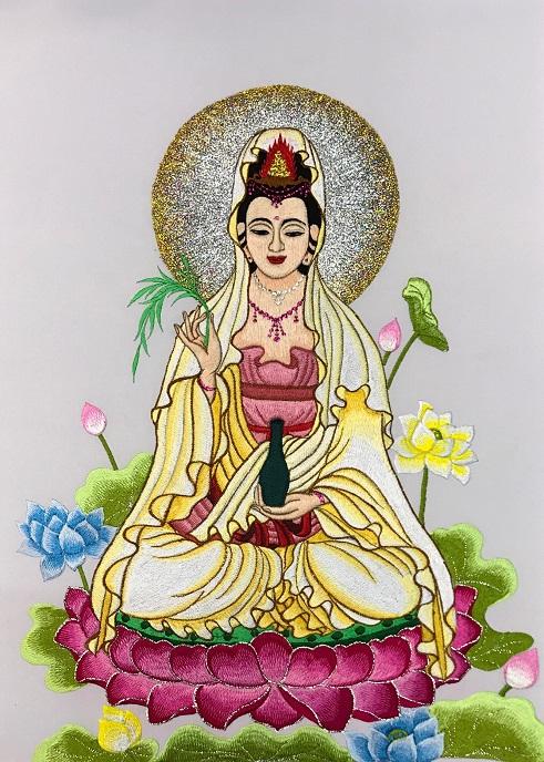 Tranh Phật tnc2104