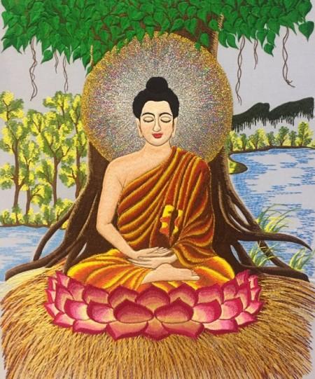 Tranh Phật tnc2105