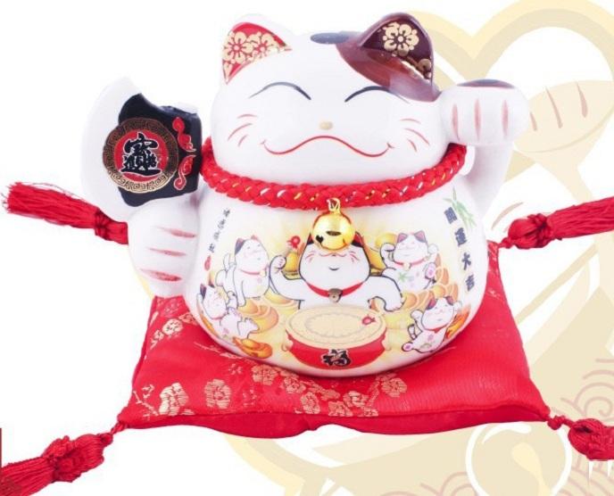 mèo thần Maneki