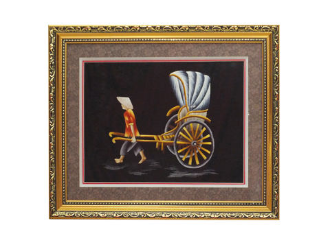 Những mẫu tranh thêu luôn giàu truyền thống và bản sắc dân tộc