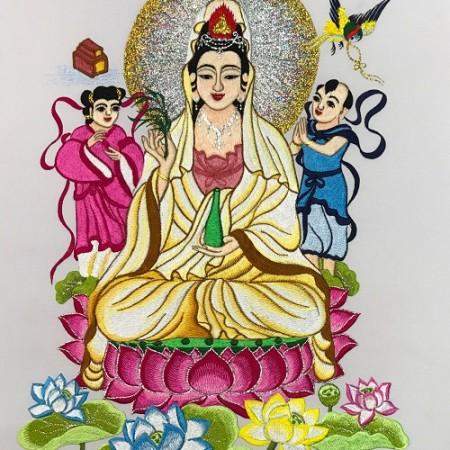 Tranh Phật tnc2100