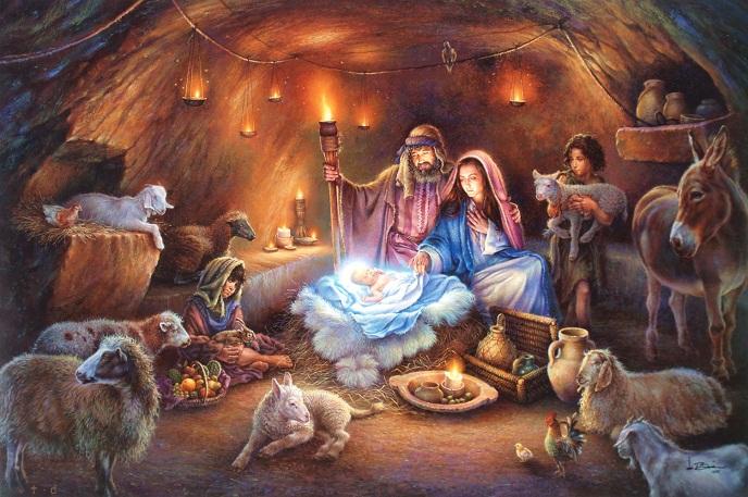 Hang đá, nơi Chúa Hài Đồng ra đời