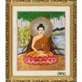 tranh thêu Phật Thích Ca Mâu Ni tnc2105