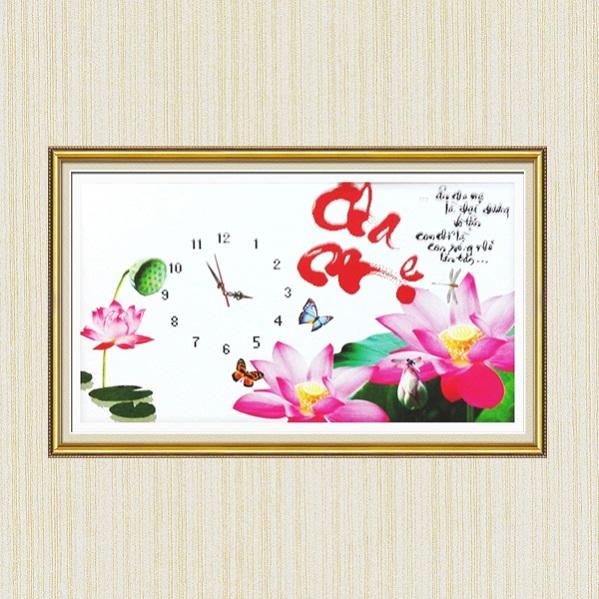 Tranh Thêu Cha Mẹ tnc019