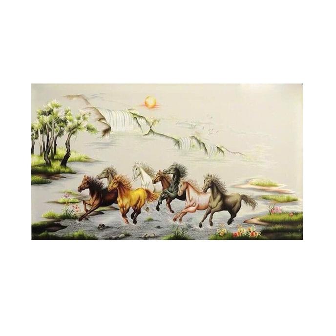 tranh thêu Mã Đáo Thành Công tnc0112