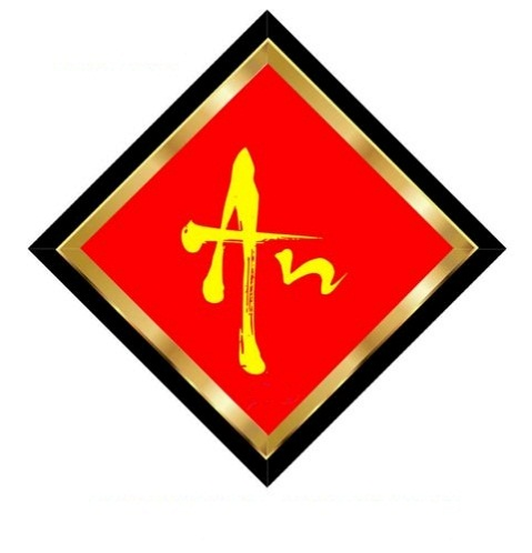 Tranh Thêu Chữ An tnc03