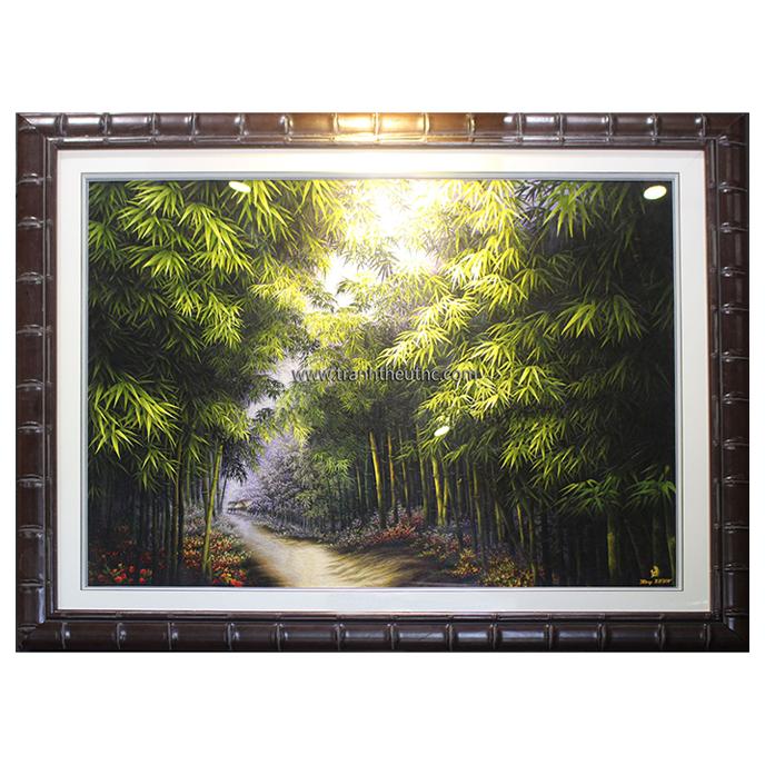 Tranh thêu Phong cảnh tnc1235
